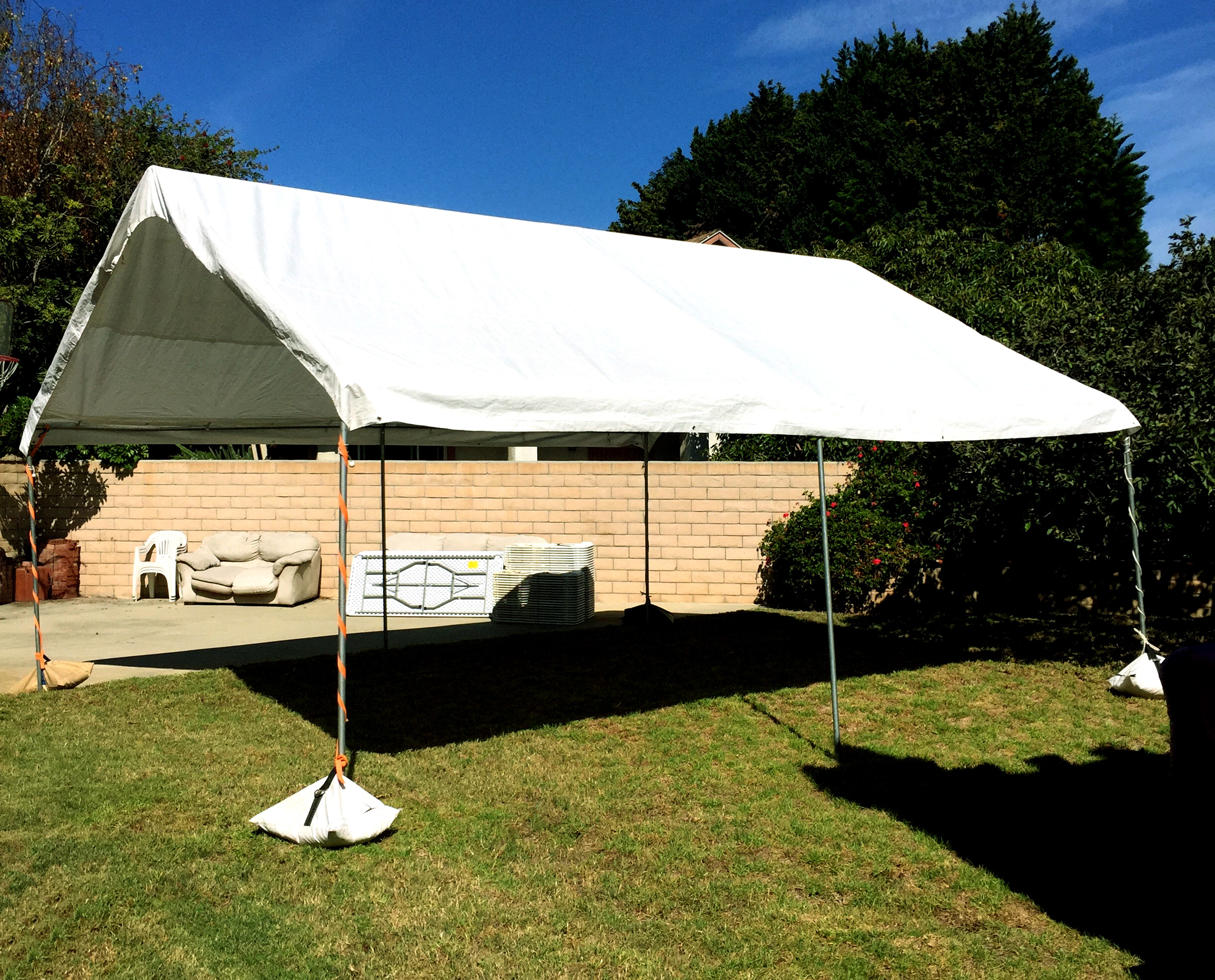 tents and floors vony u0027s party rental 805 816 9666